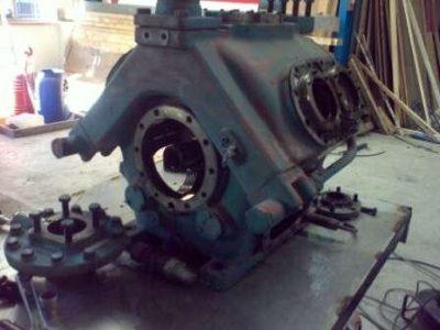 overhaul Gram compressor pic1